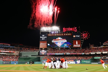 washington nationals world series