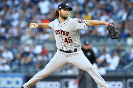 Historically Strong Starting Rotations Will Face Off in World Series
