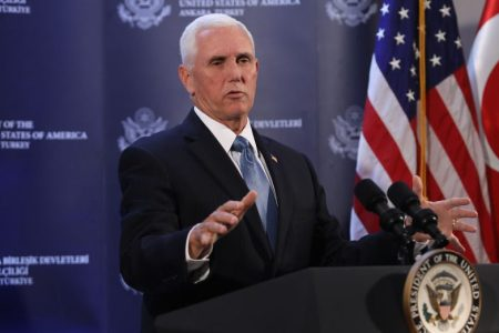 "Mike Pence Calls NBA ""Subsidiary"" of China's Communist Party"