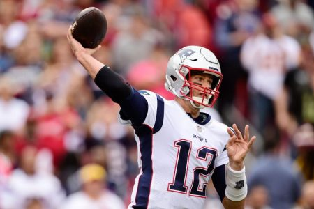 Tom Brady Passes Peyton Manning on NFL's All-Time Passing List