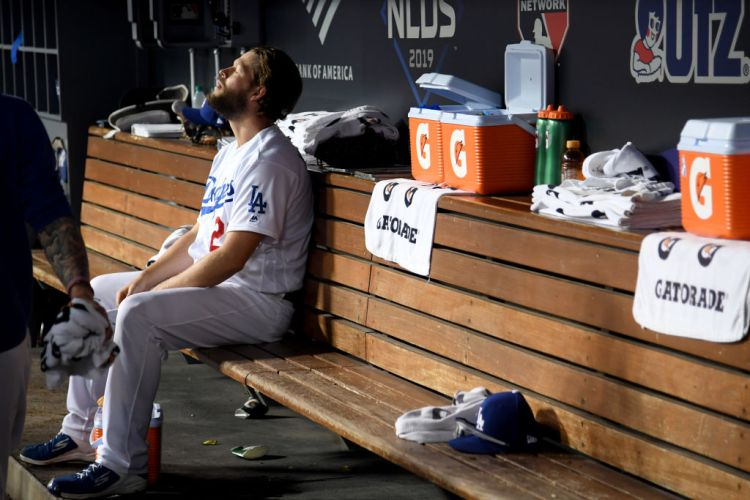 Dodgers and Kershaw Choke, While Cardinals Rout Braves in Game 5 - InsideHook