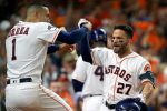 Astros Beat Rays 6-1 to Advance to ALCS Matchup With Yankees