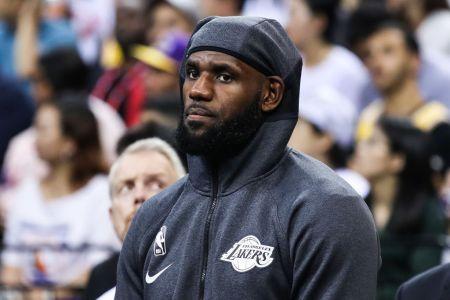 "LeBron James Criticizes Houston GM for ""Misinformed"" China Tweet"