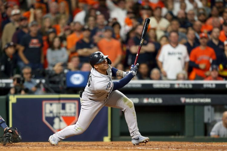 Gleyber Torres Drives in Five As Yankees Take Game 1 of ALCS - InsideHook