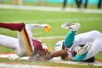 Miami Wins Battles of Winless Teams By Losing 17-16 to Redskins