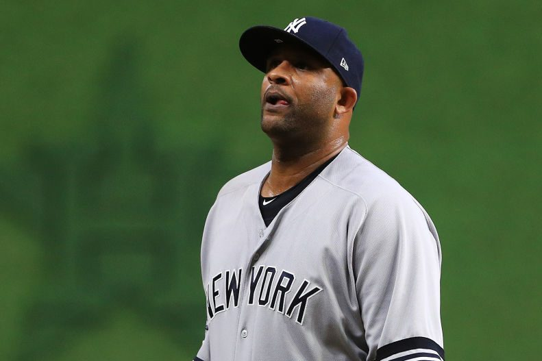 CC Sabathia Has Thrown His Last Pitch for the Yankees