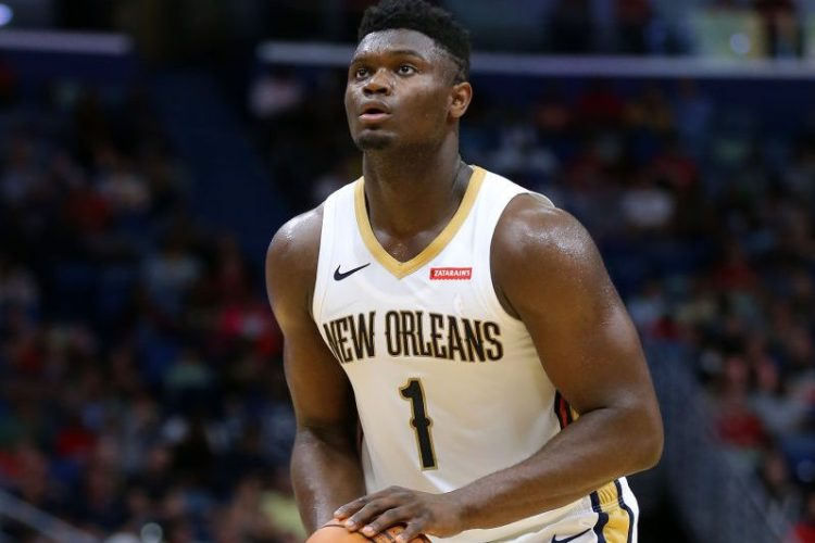 Preseason Star Zion Williamson Won't Be Ready for NBA Regular Season