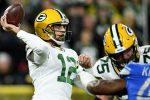 "Pair of Penalties Propel Packers in 23-22 Win Over Lions on ""MNF"""