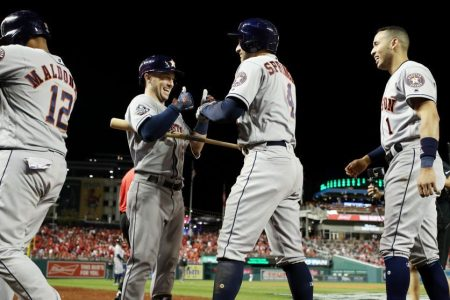 Home Field Has Been No Advantage in 2019 World Series