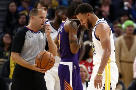 Steph Curry Breaks Hand as Warriors Lose to Suns