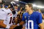 Eli Manning's Biggest Fan Was His Brother Peyton