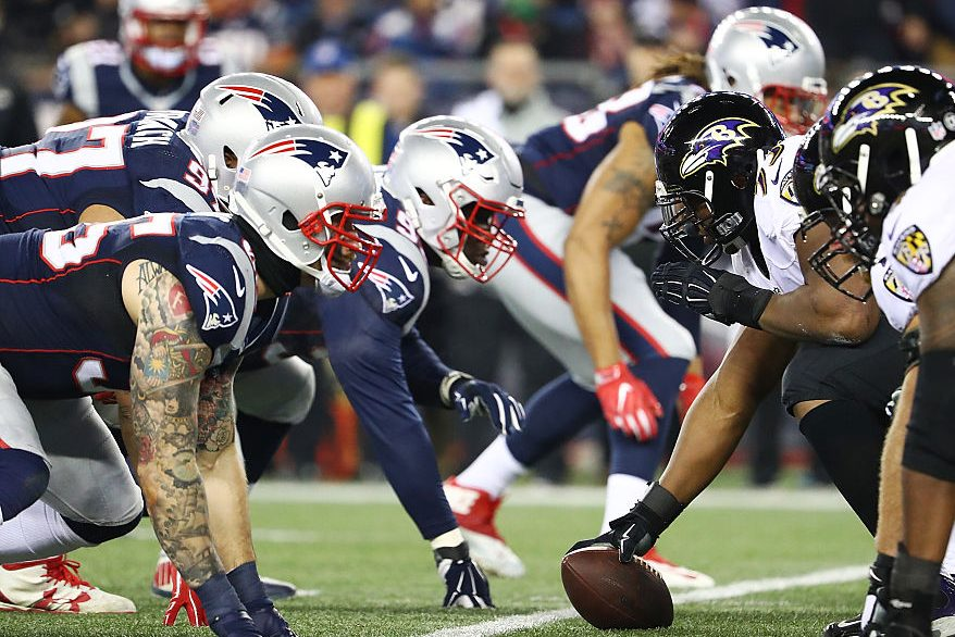 How to Bet Week 9's Best NFL Games, Including and Patriots-Ravens and Bears-Eagles