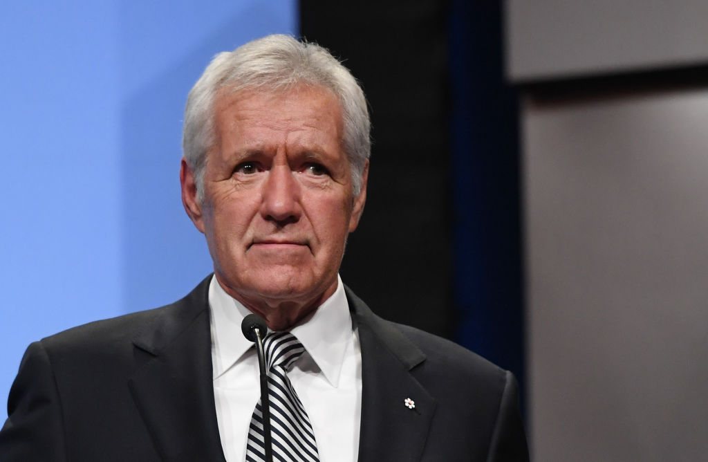 """Alex Trebek Not Planning to Step Down as """"Jeopardy"""" Host"""