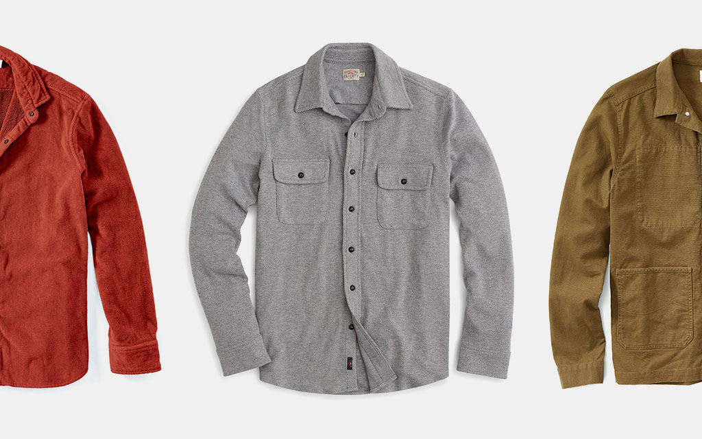 The Best Shirt Jackets for Men