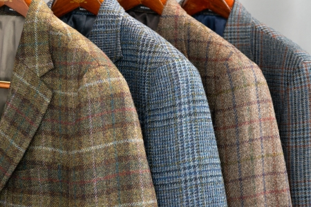 Harris Tweed and J. Press