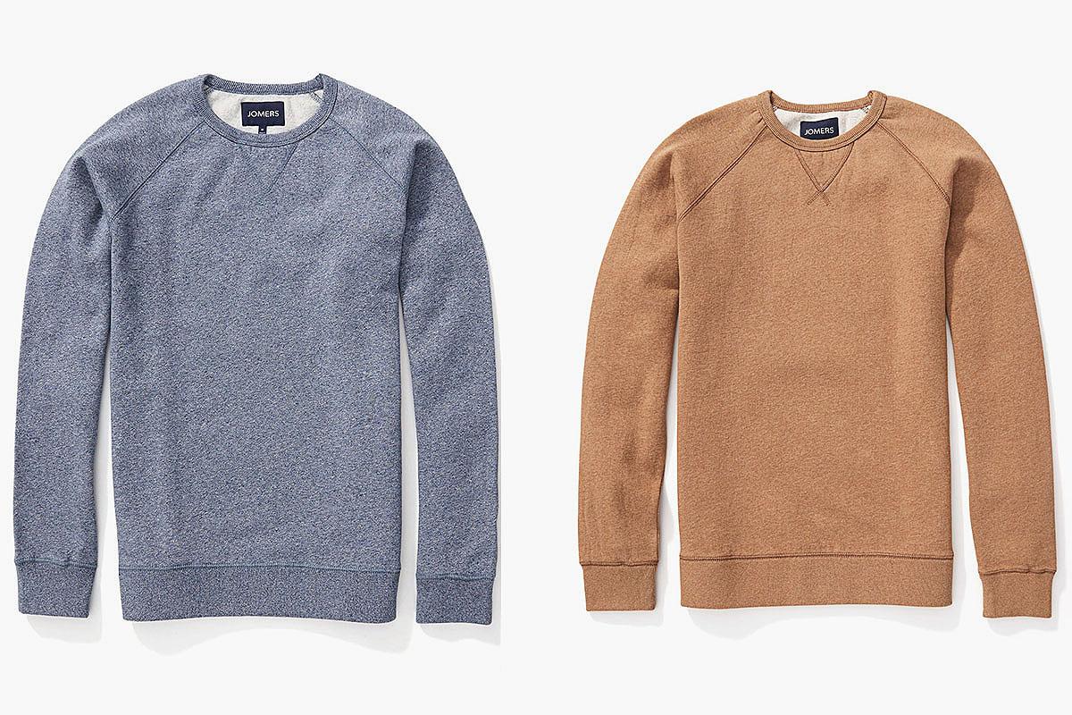 Jomers sweatshirts