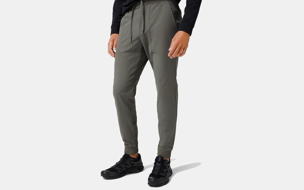 Lululemon ABC Joggers in grey