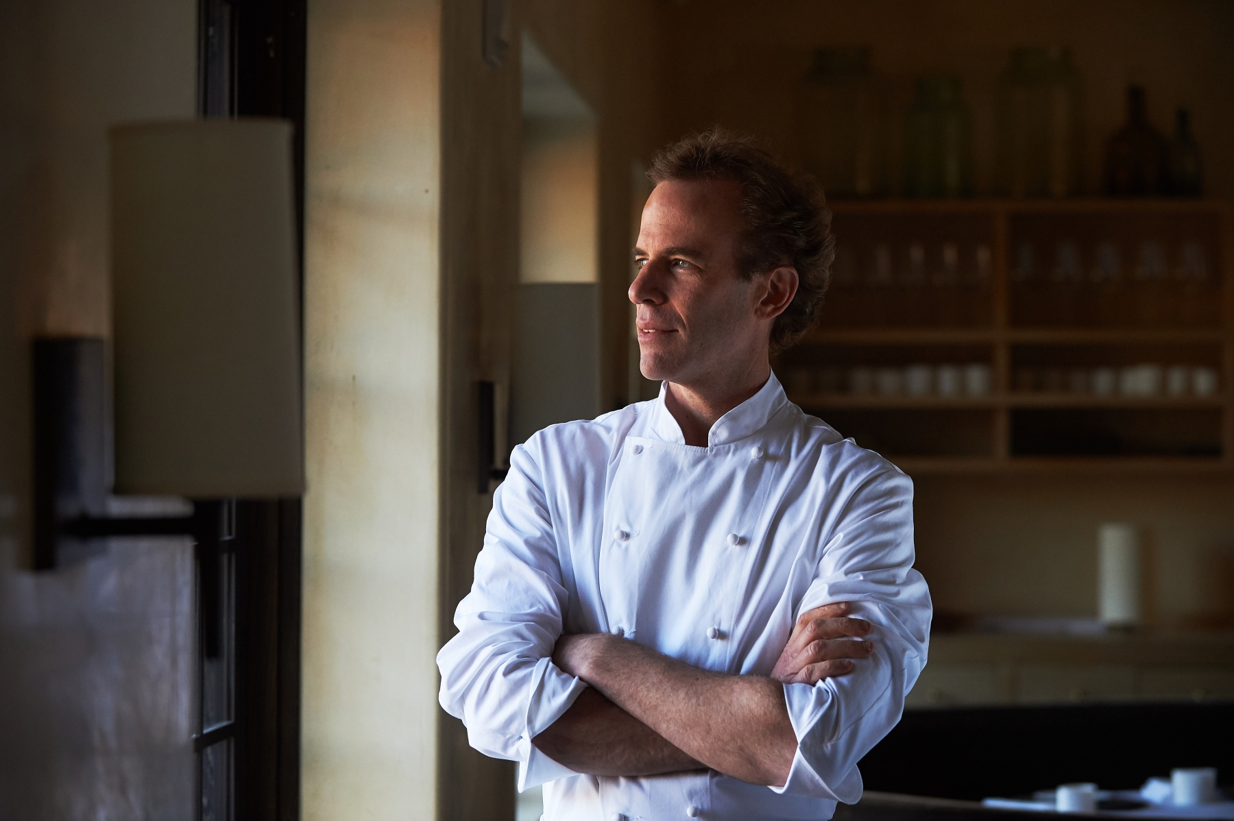 Chef Dan Barber's Blue Hill at Stone Barns