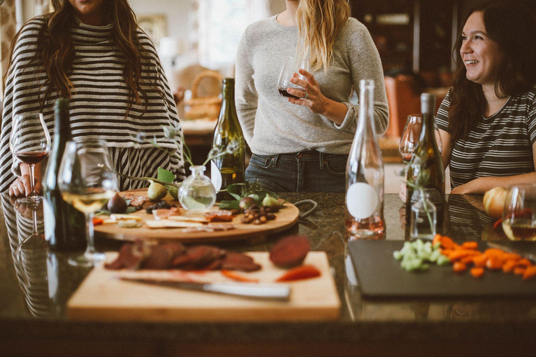 Millennial Dinner Parties