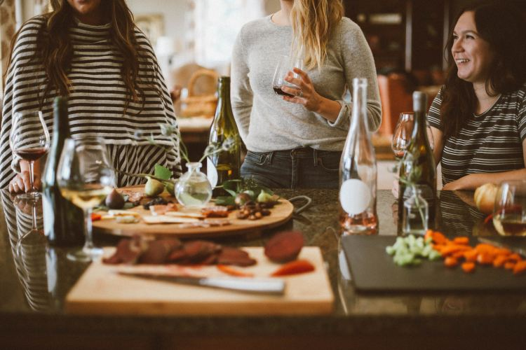 How Millennials Reinvented the Dinner Party
