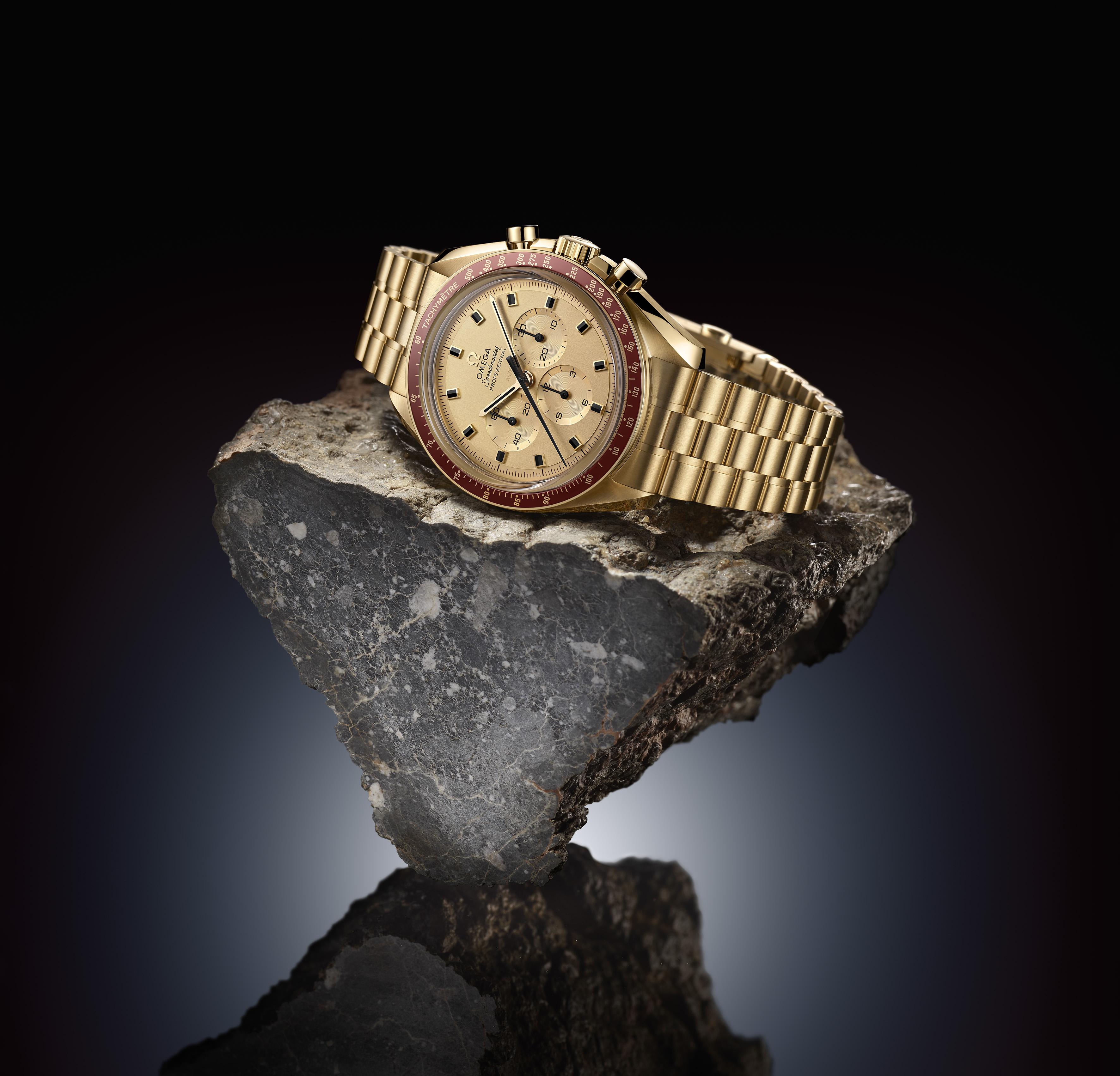 Omega Speedmaster Apollo 11 Timepiece