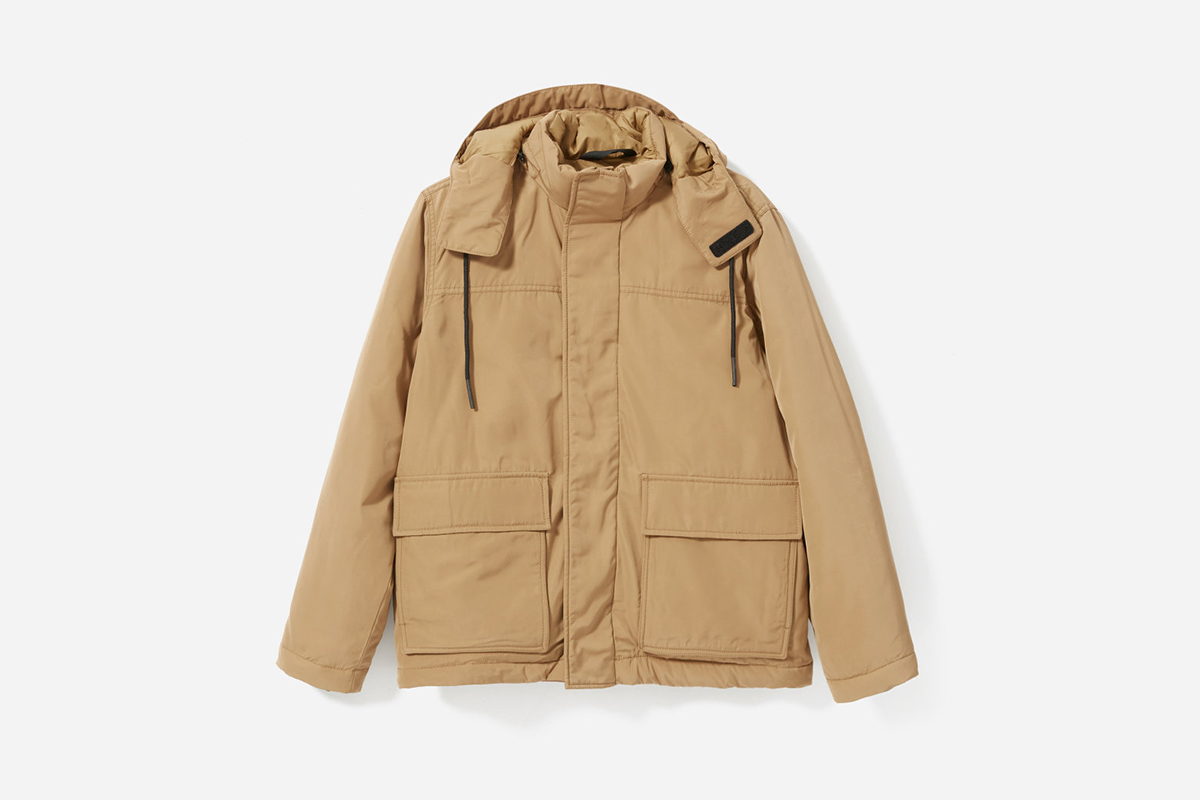 Everlane The ReNew Short Parka