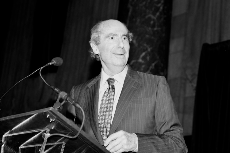 Philip Roth Left $2 Million to Newark, New Jersey Public Library