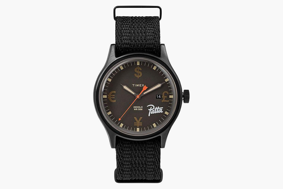 Timex x Patta Time Is Money