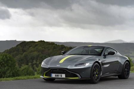 2020 Aston Martin Vantage AMR Manual review