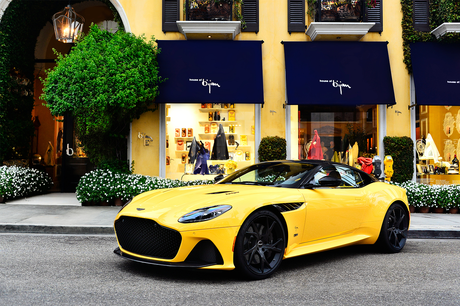 House of Bijan Does Custom Aston Martins. Here's How to Get One.