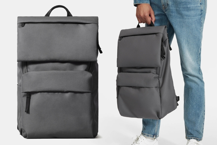 Everlane's Recycled Backpack Wants to Be Your New Carry-On Bag