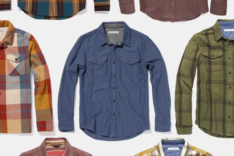 Deal: This Rare Sale on Outerknown's Comfiest Shirts Lasts Until Midnight