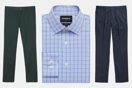 Bonobos Men's Shirts and Pants