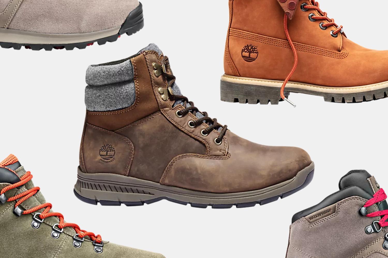 Timberland Fall Boot Sale