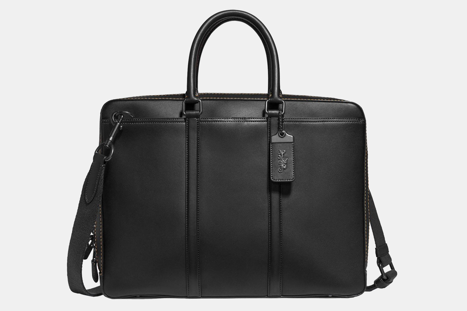 Coach Metropolitan Slim Briefcase Sale