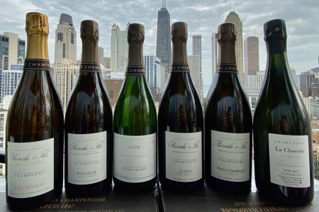 chicago champagne week