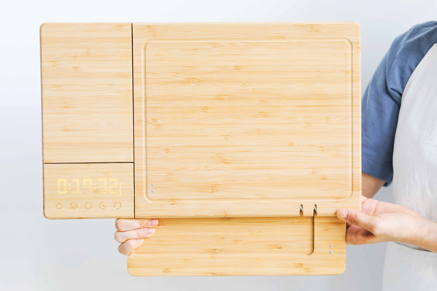 ChopBox Cutting Board Kickstarter