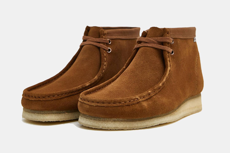 Carhartt WIP x Clarks Wallabee Boot