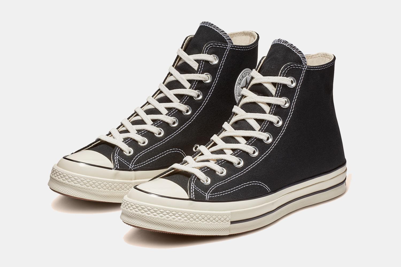 Black Converse Chuck Taylor 70 High Sneaker