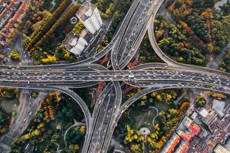 China Highway Roads
