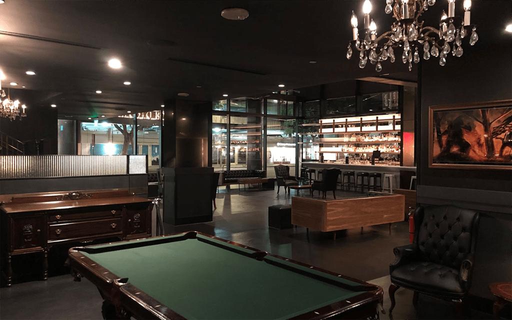Executive Order Bar & Lounge