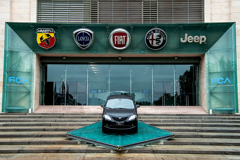 Fiat Mirafiori Factory in Italy