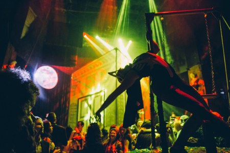 If You Must Do Halloween, Make It the McKittrick's Hitchcock Bash