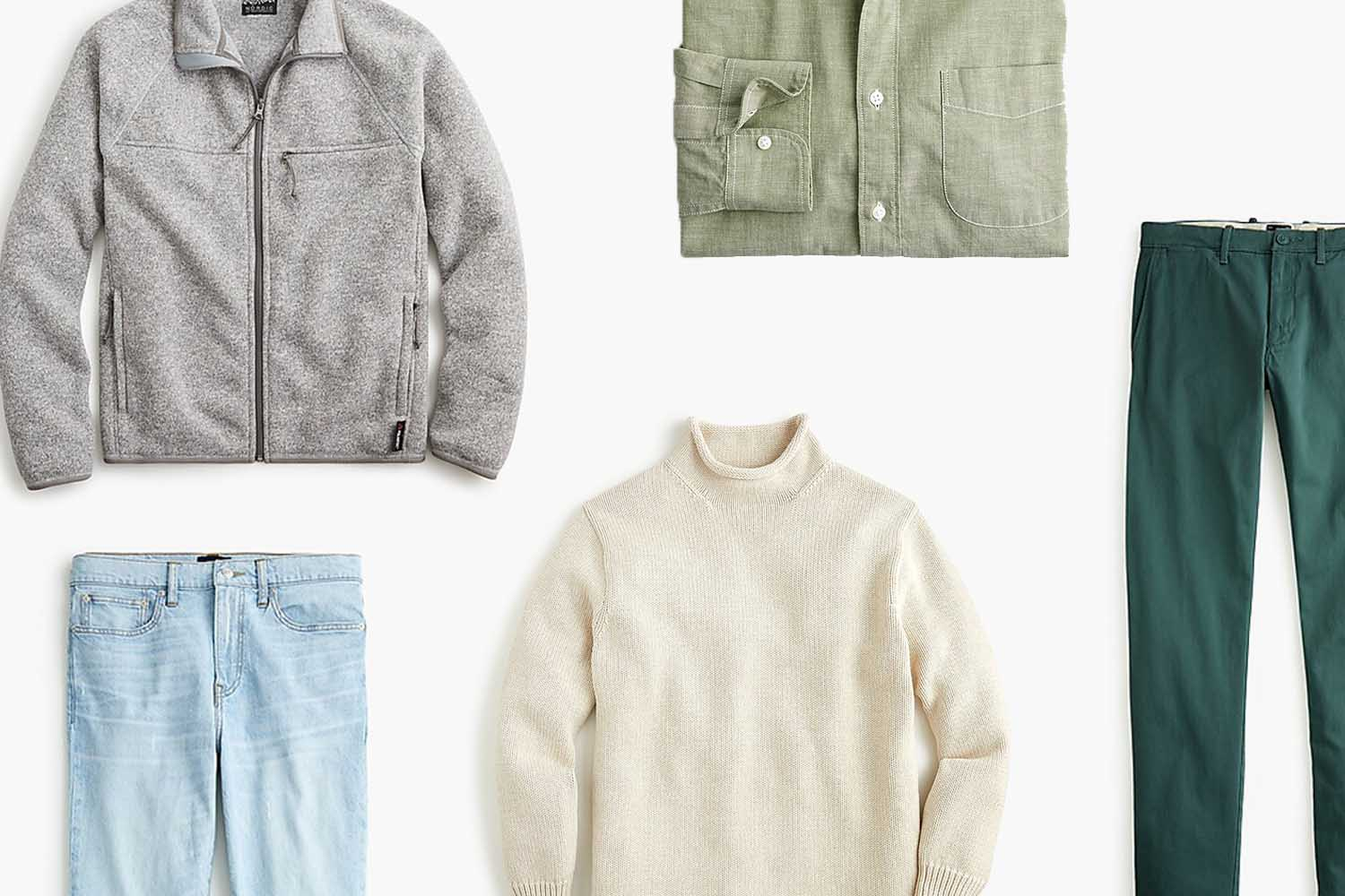 Deal: J.Crew Is Once Again Taking an Extra 50% Off All Sale Items