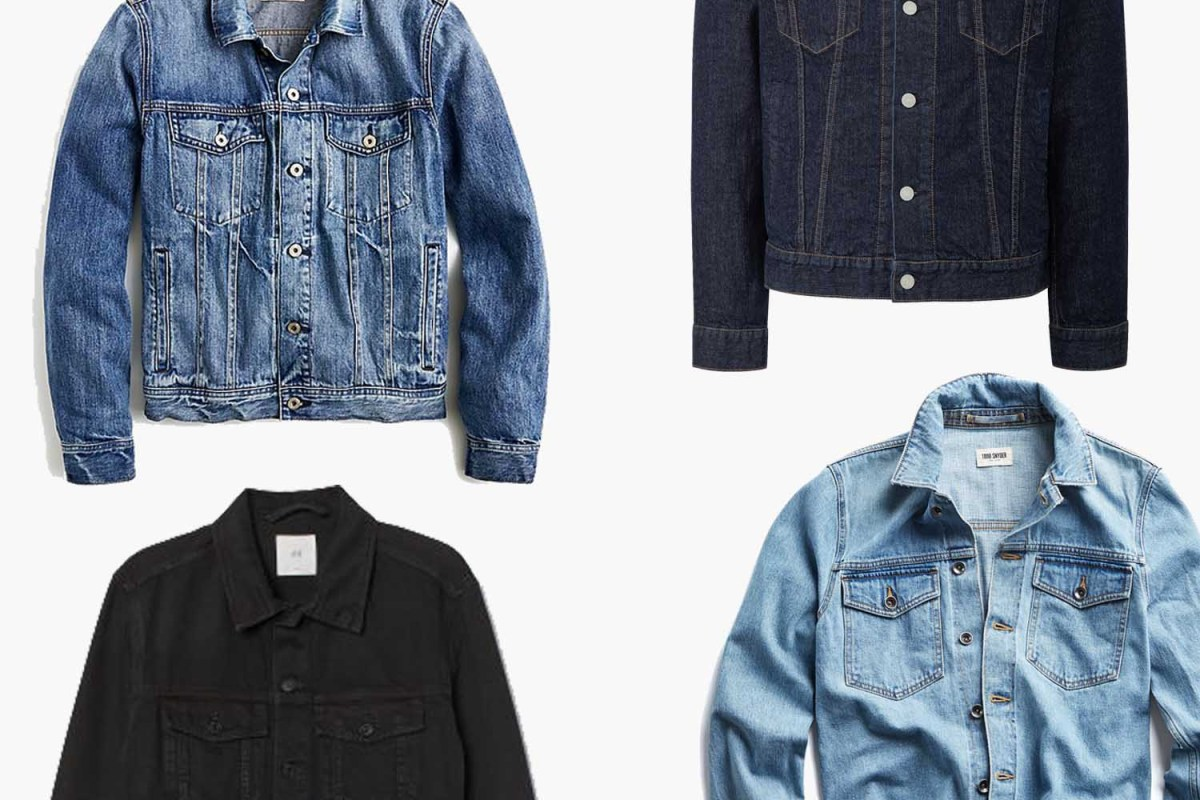 Pro Tip: Women Will Like You More If You Wear a Denim Jacket (Says a Woman)