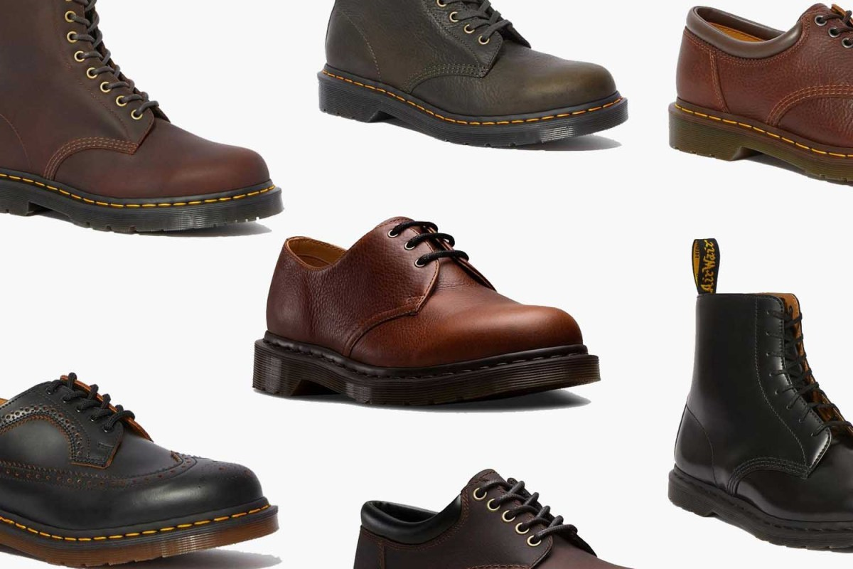 Dr. Martens: Not Just for the Punks and Goths