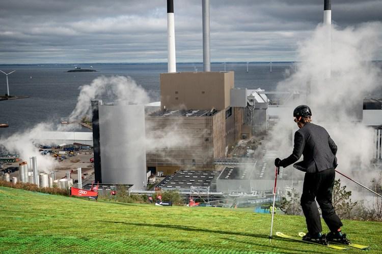 Copenhagen's Skiable Power Plant Is Officially Open - InsideHook