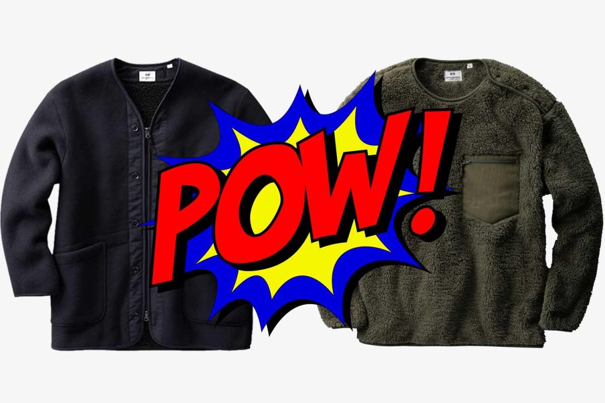 UNIQLO x Engineered Garments Fleece Collection