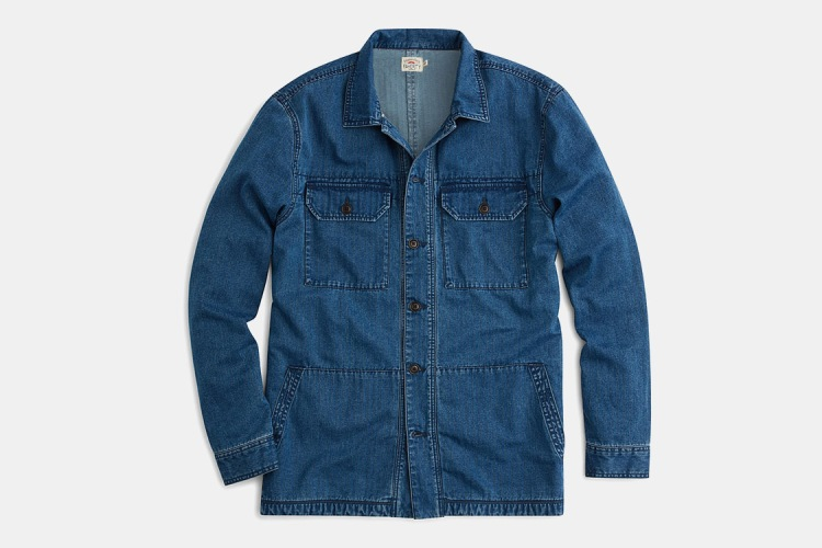 Faherty Corporal Jacket