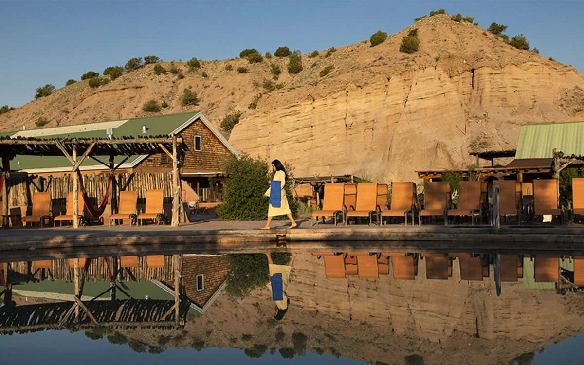 It's Hot Springs Season. Take a Dip at One of These American Resorts.